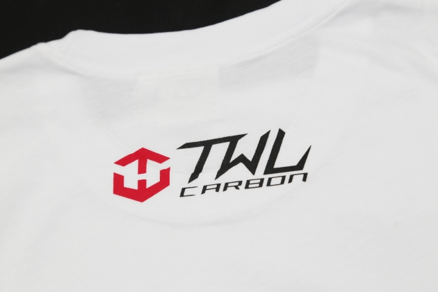 TWLCarbon Ferrari 488 Limited Edition T-shirt (White) 3